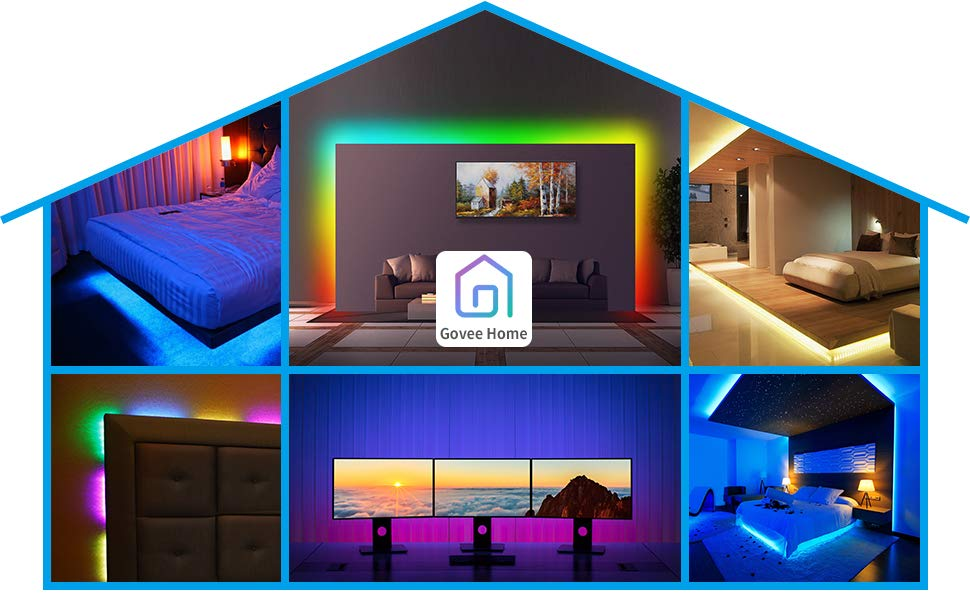 How And Why To Decorate Your Home In Ghana With Tekled Led Strip Lights Tekled